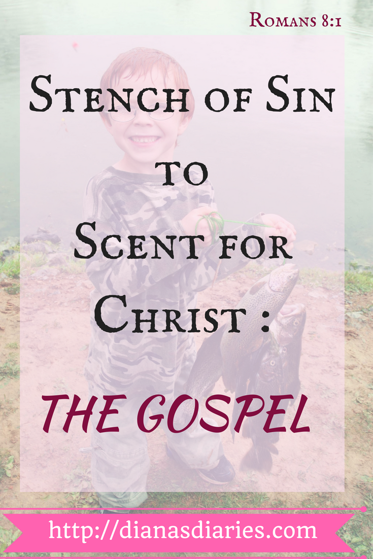 The Stench of Sin to the Scent of Christ: the Gospel