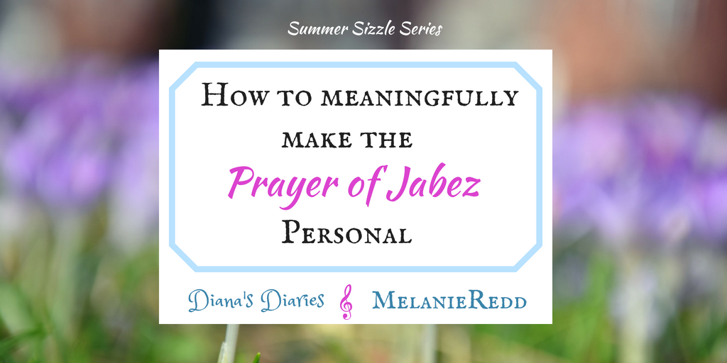 image about Prayer of Jabez Printable named How towards customise the prayer of Jabez While yourself pray